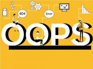 טעויות בקידום אתרים